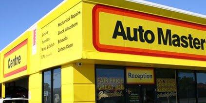 Auto Masters branch