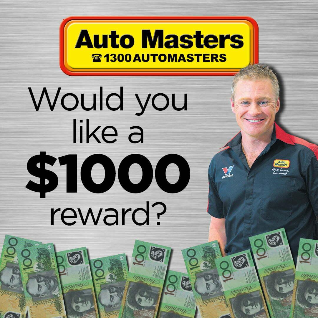 $1000 Referral Reward